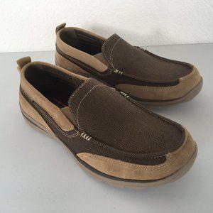 Skechers Men's Relaxed Fit Memory Foam Loafer NEW